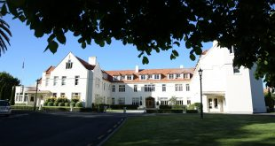 St Peter's School in Cambridge is the largest co-educational boarding school in New Zealand