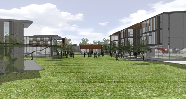 Concept plans for the new look college have been released