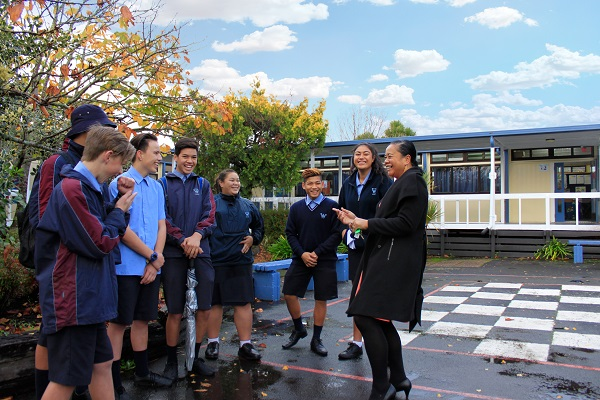 Photo of Waitakere College: Owning our solutions
