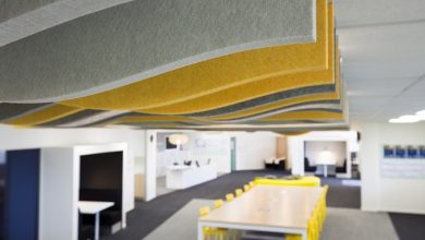 Photo of Case study: Acoustic treatments for Westmount School MLE
