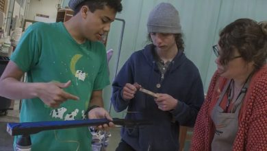 Photo of Teaching kids how to make guitars can get them hooked on engineering