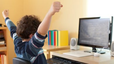 Photo of Cyber threats at home: how to keep kids safe while they're learning online