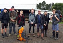 Photo of Napier Boys' High School Duke Of Ed participants find new ways to help communities