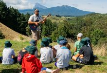 Photo of Green School Principal Speaks: Caring for the earth and connecting to nature